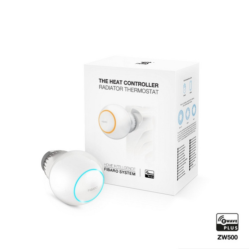 FIBARO Radiator Thermostat Head FGT-001 ZW5 EU