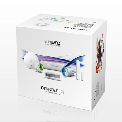 FIBARO Home Center Lite Starter KIT EU