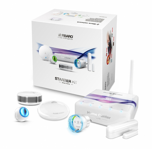 FIBARO Home Center Lite Starter KIT EU ZW5