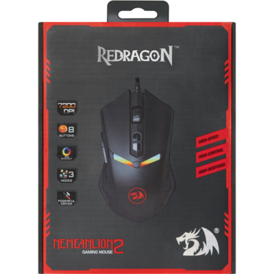 REDRAGON NEMEANLION 2 gaming miška