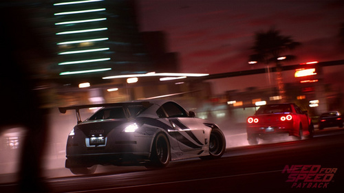 Need for Speed Payback (xbox one)