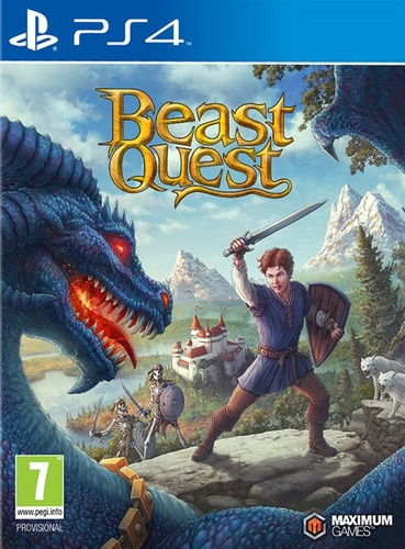 Beast Quest (Playstation 4)