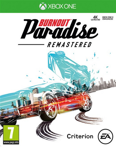 Burnout Paradise: Remastered (Xbox One)