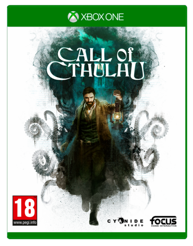 Call Of Cthulhu (Xone)