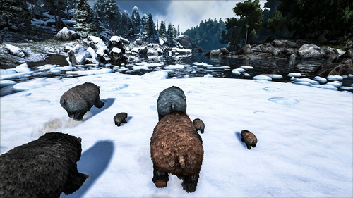 ARK: Survival Evolved (Xone)