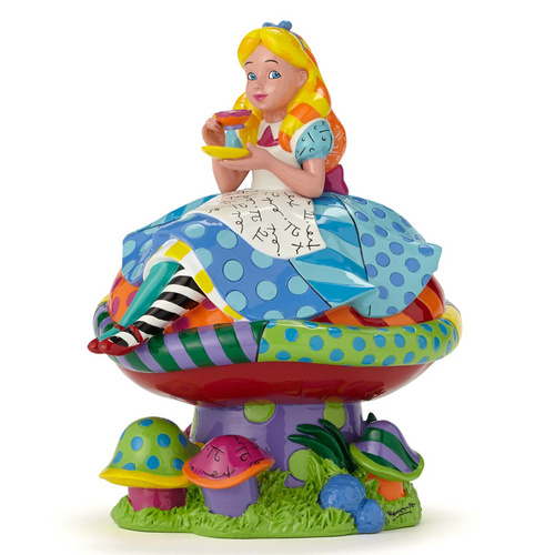 FIGURA ALICE IN WONDERLAND
