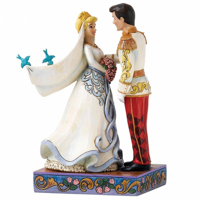 FIGURA CINDERELLA HAPPILY EVER AFTER