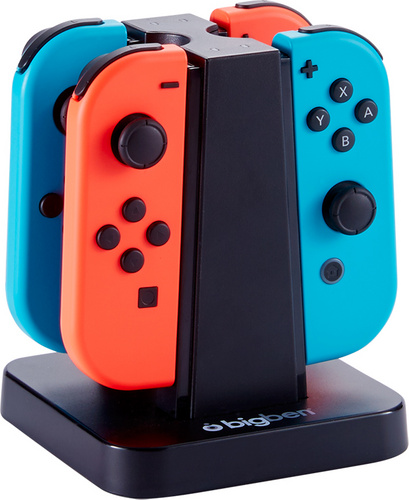 POLNILNO STOJALO BIGBEN NINTENDO SWITCH FOR JOY-CON