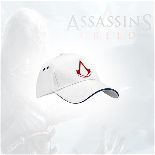 KAPA ASSASSINS CREED CREST WHITE