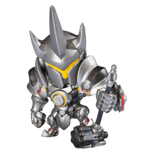 FIGURA CUTE BUT DEADLY MEDIUM OVERWATCH REINHARDT