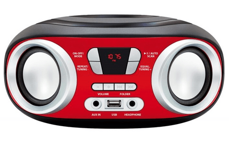 MANTA MM9210BT CHILLI PREMIUM - Boombox