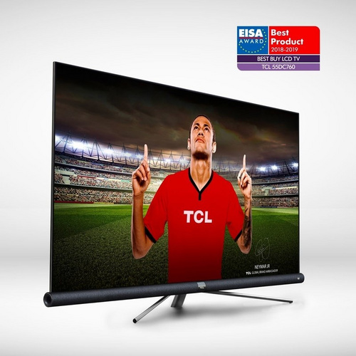 TCL 55DC760 4K UHD Android  Smart WiFi LED TV
