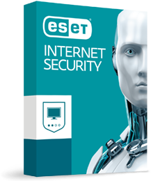 ESET Internet Security BOX, 1 leto