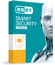 ESET Smart Security Premium BOX, 1 leto
