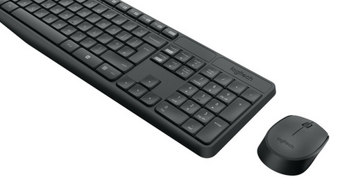 Logitech Wireless Combo MK235  SLO tipkovnica in miška