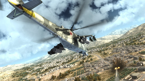Air Missions: Hind (PS4)