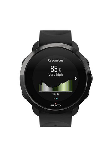 SUUNTO FITNESS 3 ALL BLACK športna ura
