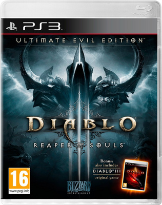 Diablo III - Ultimate Evil Edition (PlayStation 3)