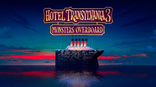 Hotel Transylvania 3: Monsters Overboard (Xone)