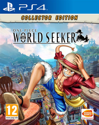 One Piece: World Seeker Collector's Edition (PS4)