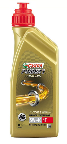 Olje Castrol Power 1 Racing 4T 5W40 1L