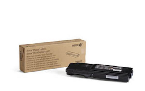 Xerox toner high-capacity, Phaser 6600/WC 6605, 8k (106R02236) BK