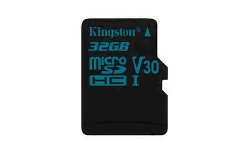 Kingston SDHC micro 32GB canvas go, 90mb/45mb/s, UHS-I speed class 3 (u3) (SDCG2/32GBSP) pomnilniška kartica