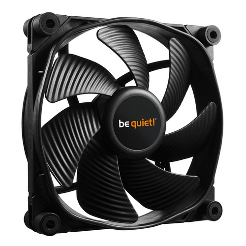 BE QUIET! Silent Wings 3 (BL066) 120mm 4-pin PWM ventilator