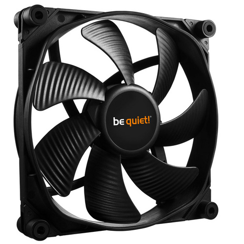 BE QUIET! Silent Wings 3 (BL067) 140mm 4-pin PWM ventilator