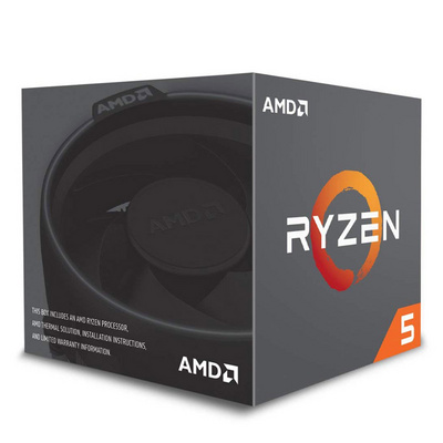 AMD Ryzen 5 MAX Limited Edition 2600X 3,6/4,2GHz 16MB AM4 95W Wraith Spire BOX procesor