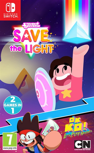 Steven Universe: Save the Light & OK K.O.! Let\'s Play Heroes Combo Pack (Switch)