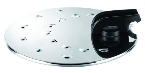 TEFAL pokrov 20-28cm Ingenio L9939822 Anti-Splash