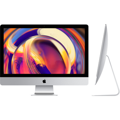 "Apple iMac 27"" 6C i5 3.7GHz Retina 5K/8GB/2TB Fusion Drive/Radeon Pro 580X w 8GB/CRO KB All in One računalnik"
