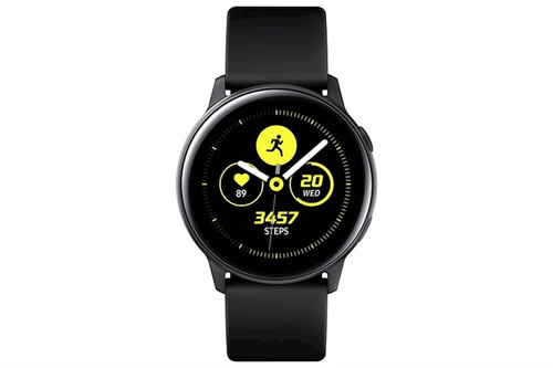 PAMETNA URA SAMSUNG GALAXY WATCH ACTIVE ČRNA