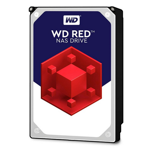 "WD Red 3TB 3,5"" SATA3 64MB IntelliPower (WD30EFRX) trdi disk"
