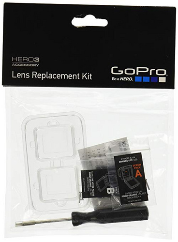 GOPRO lens replacment kit