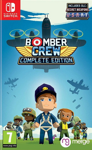 Bomber Crew - Complete Edition (Switch)