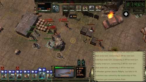 Wasteland 2: Director's Cut (Switch)