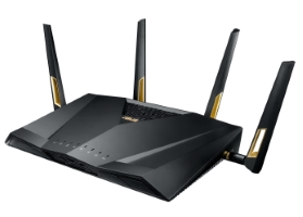 ASUS RT-AX88U Dual-Band WiFi AX6000 Gigabit Router