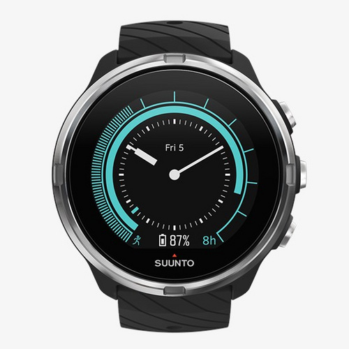 SUUNTO 9 G1 BARO BLACK WRIST + HR BELT