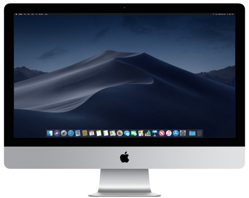 "Apple iMac 27"" 6C i5 3.0GHz Retina 5K/8GB/1TB Fusion Drive/Radeon Pro 570X w 4GB/CRO KB All in One računalnik"
