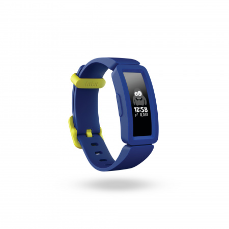 Fitbit Ace 2 Night Sky + Neon Yellow