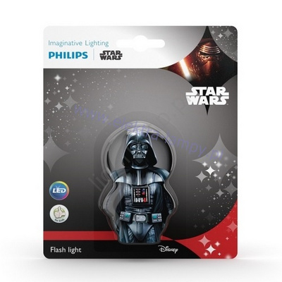 PHILIPS 71767/98/16 STAR WARS Darth Vader baterijska svetilka