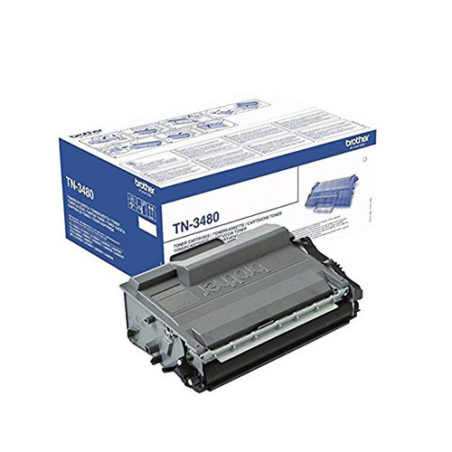 Brother TN-3480 toner  za DCP-L5500/ DCP-L6600 8.000 strani BK