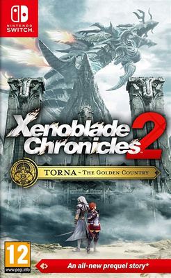 Xenoblade Chronicles 2: Torna ~ The Golden Country (Switch)