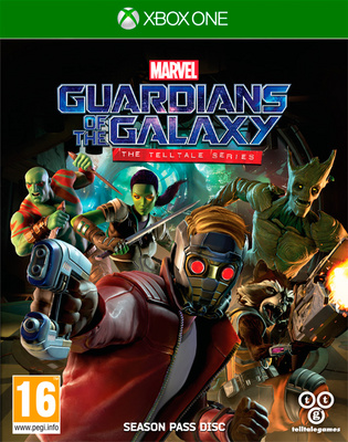 Guardians of the Galaxy (Xone)
