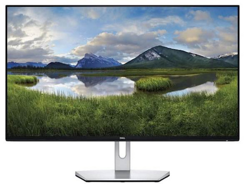 DELL 27 InfinityEdge S2719H monitor