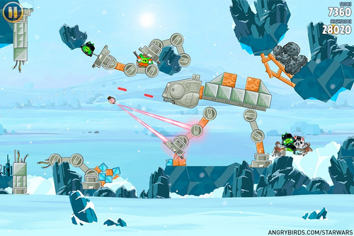 Angry Birds: Star Wars (pc)