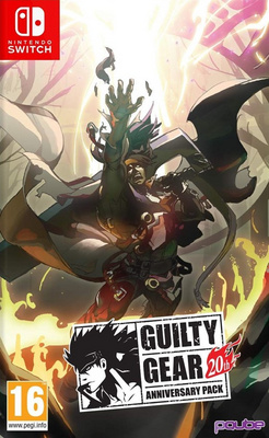 Guilty Gear 20th Anniversary Pack - Day One Edition (Switch)
