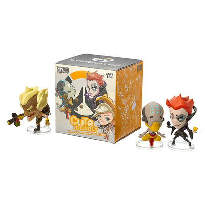 CUTE BUT DEADLY SERIES 5 figura